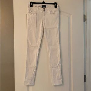 American Eagle Outfitters Size 0 White Pants